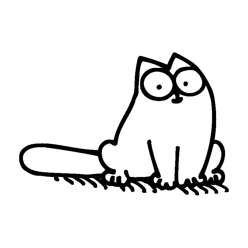 Прикольные рисунки маркером для срисовки