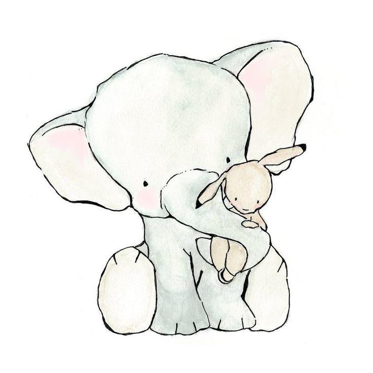 Милые картинки для детей для срисовки, бумаги своими