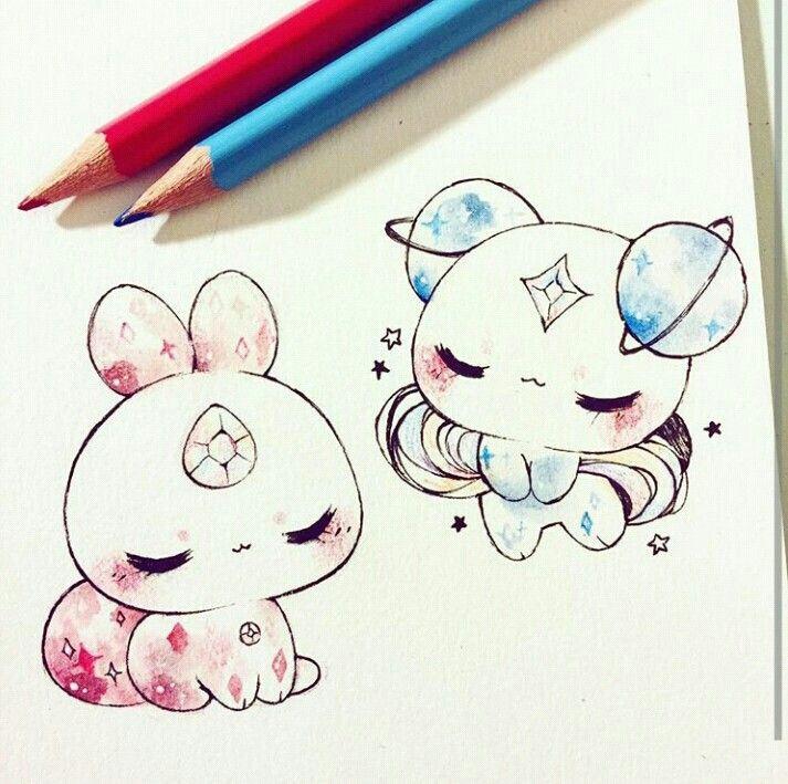Картинки очень милые для срисовки