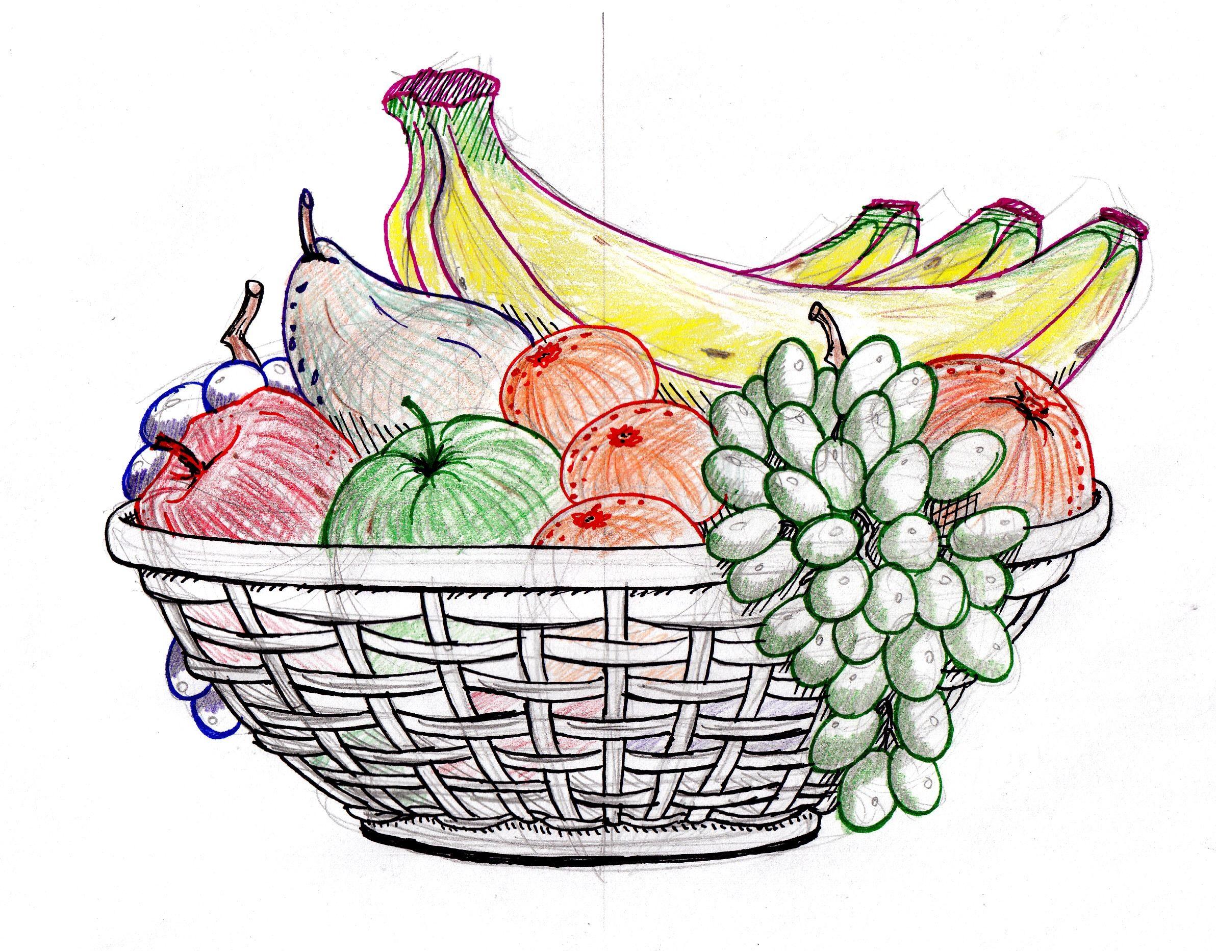 древние картинка ваза для овощей вот