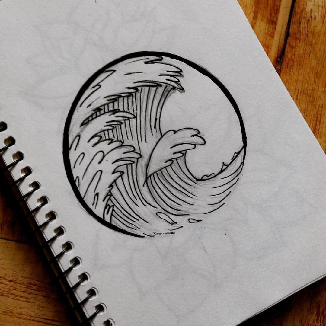 Рисунки для срисовки легкие и красивые картинки для скетчбука, напечатать