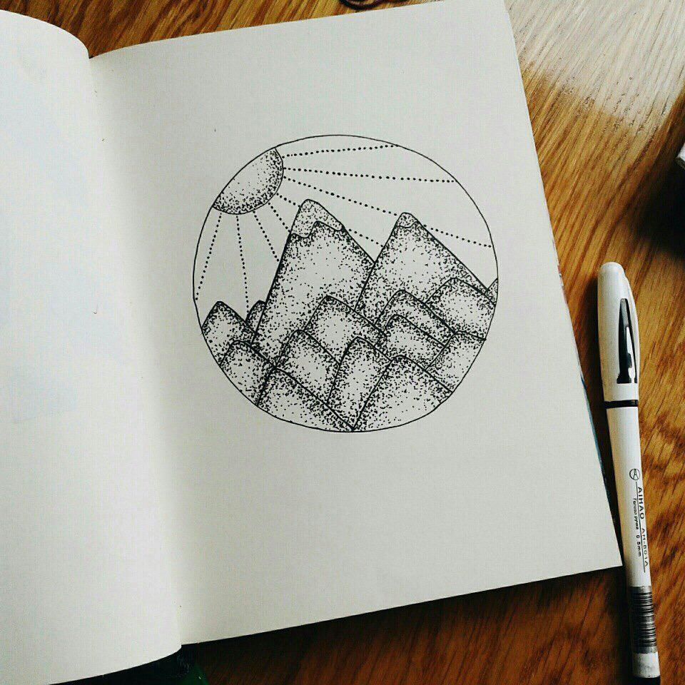 рисунки для срисовки лёгкие и красивые картинки для скетчбука девушки