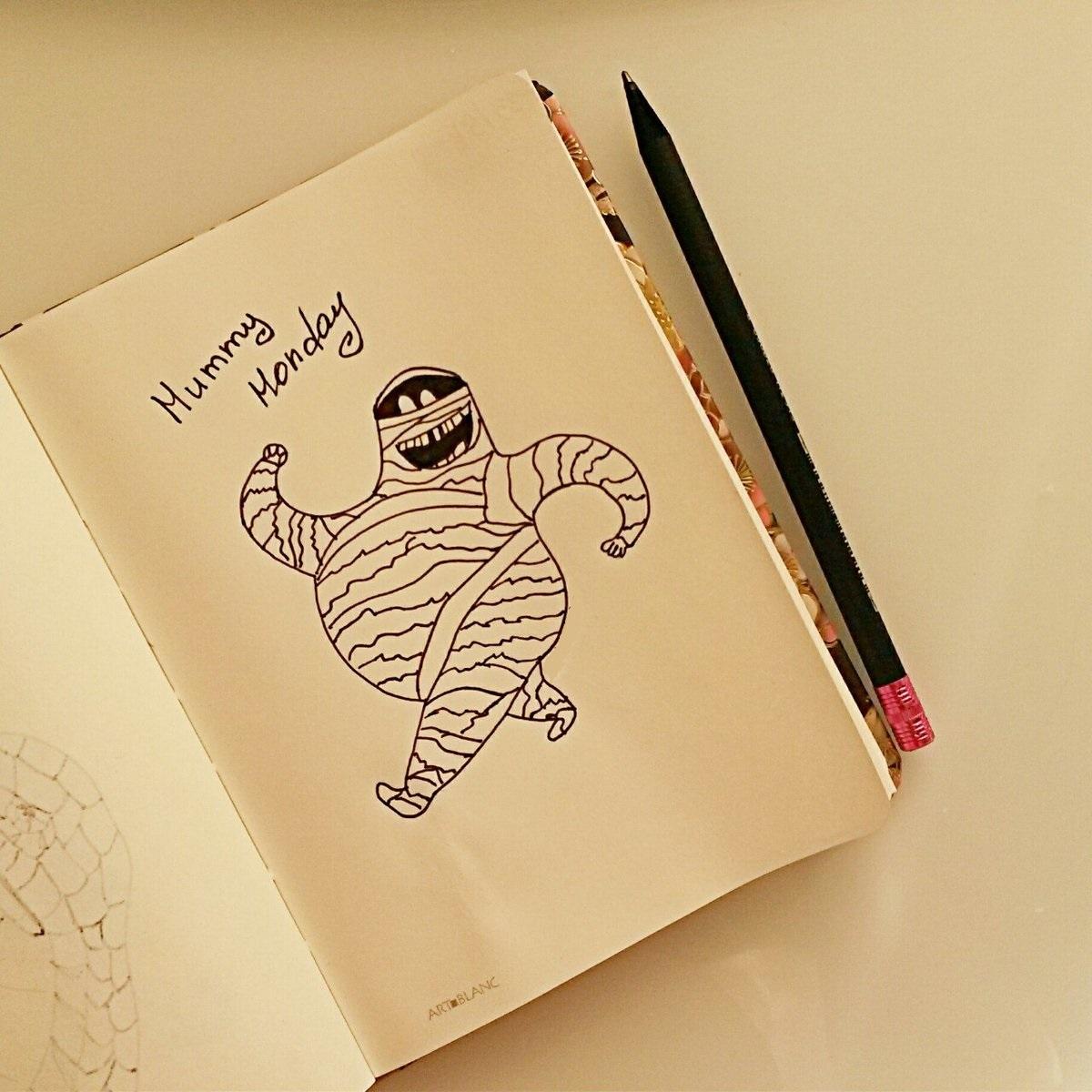 Картинки для срисовки в скетчбук легкие