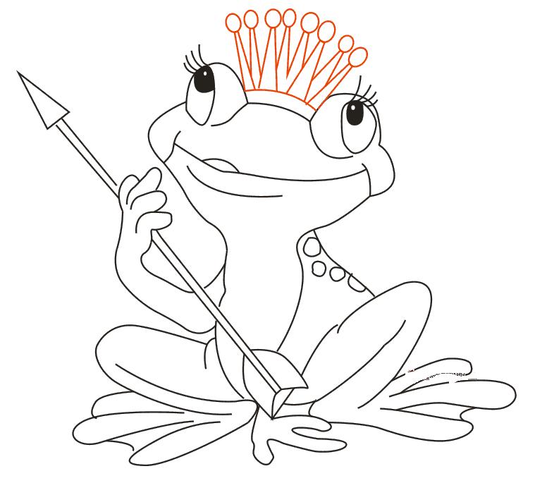 картинки для раскраски царевна лягушка запросу брелки гравировкой