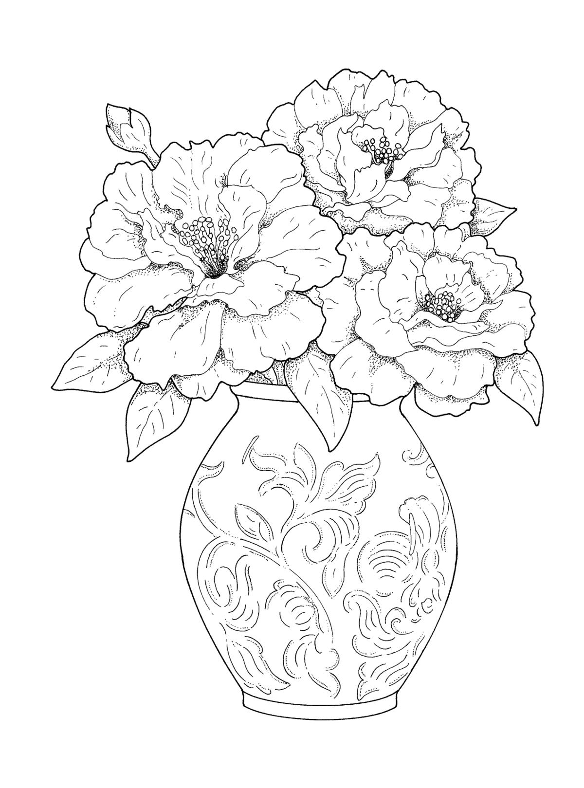 картинки цветочных композиций макет для картин