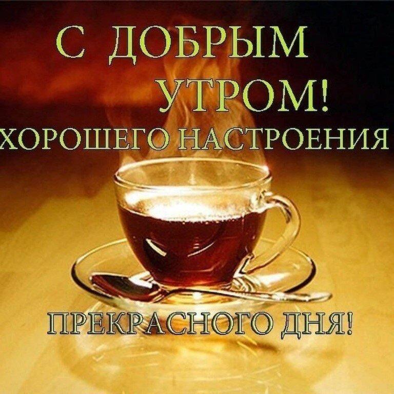покажи картинки доброе утро хорошего дня